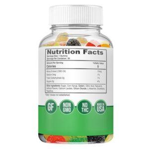 15mg CBD Gummies - supplements - biowellnessx