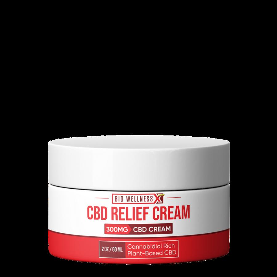 300mg CBD relief cream