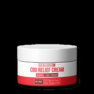 CBD Deep Relief Cream - 300mg