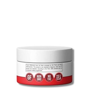 CBD Deep Relief Cream - statement