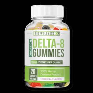 organic delta 8 gummies from biowellnessx