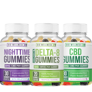 All-Day Around D8 CBD Gummy Combo Package - Biowellnessx