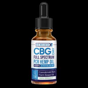 CBG Oil - PCR Hemp Oil