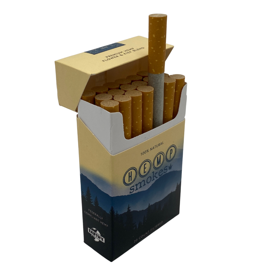 Hemp Cigarettes - biowellnessx