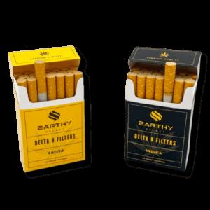 Delta 8 Hemp Cigarettes