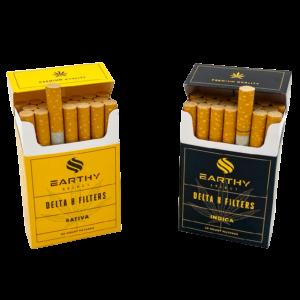 Delta 8 Hemp Cigarettes and Flower Kief Blend - BioWellnessX